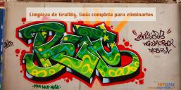 Guía completa para la limpieza de grafitis