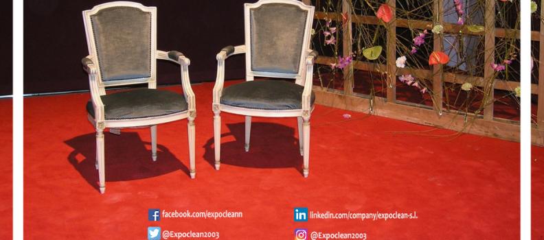 Limpieza de moqueta y tapicería de sillas desde 180€