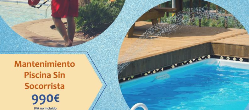 Ofertas mantenimiento de piscinas